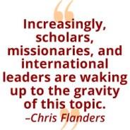 Chris Flanders testimonial