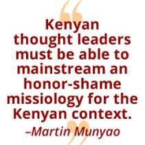 Martin Munyao testimonial